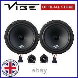 Vibe Optisound 8 Inch VW T6 360w Car Stereo Speaker Upgrade Fitting Kit